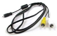 AV-8 kábel pre fotoaparáty Kodak, 2x CINCH (AV-8 KáBEL PRE FOTOAPARáTY KODAK, 2X CINCH)